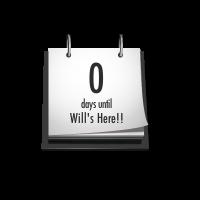 Will's Here!