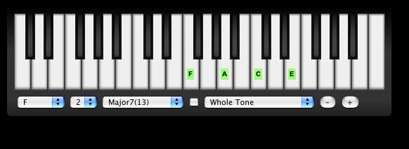 FACE chord